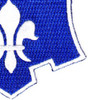 351st Infantry Regiment Patch | Lower Right Quadrant