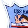 SSN-587 USS Halibut Patch   Upper Left Quadrant