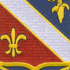 350th Infantry Regiment Patch | Center Detail