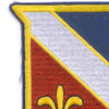 350th Infantry Regiment Patch | Upper Left Quadrant