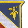 350th Infantry Regiment Patch | Upper Right Quadrant