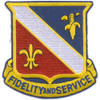 350th Infantry Regiment Patch