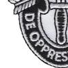 Special Forces Group Crest Patch   Lower Left Quadrant