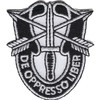 Special Forces Group Crest Patch