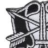 Special Forces Group Crest Patch | Upper Left Quadrant