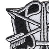Special Forces Group Crest Patch   Upper Left Quadrant