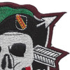 Special Forces Black Opps Patch | Upper Right Quadrant
