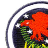 350th Air Refueling Squadron Patch Hook And Loop   Upper Left Quadrant