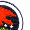 350th Air Refueling Squadron Patch Hook And Loop   Upper Right Quadrant