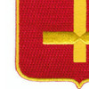 350th Airborne Field Artillery Battalion Patch | Lower Left Quadrant