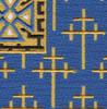 34th Infantry Regiment Patch | Center Detail