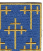34th Infantry Regiment Patch | Upper Right Quadrant