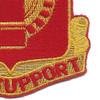 34th Field Artillery Battalion Patch | Lower Right Quadrant
