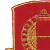 34th Field Artillery Battalion Patch | Upper Left Quadrant