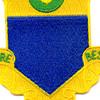 347th Infantry Regiment Patch | Center Detail
