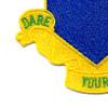 347th Infantry Regiment Patch | Lower Left Quadrant