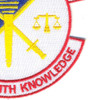 343rd Training Squadron Patch | Lower Right Quadrant