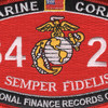 3421 Personal Finance Records Clerk MOS Patch | Center Detail
