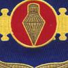 326th Airborne Engineer Battalion Patch Faybien Crain Rein | Center Detail