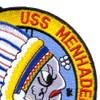 SS-377 USS Menhaden Patch - Large   Upper Right Quadrant