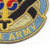 325th Quartermaster Battalion Patch | Lower Right Quadrant