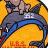 SS-352 USS Halfbeak patch | Center Detail
