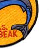 SS-352 USS Halfbeak patch | Lower Right Quadrant