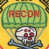 325th Airborne Infantry Regiment 3rd Brigade Patch | Center Detail