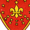 325th Airborne Field Artillery Battalion Patch | Center Detail
