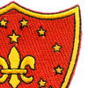 325th Airborne Field Artillery Battalion Patch | Upper Right Quadrant