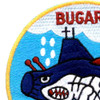 SS-331 USS Bugara Patch   Upper Left Quadrant