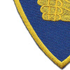324th Cavalry Regiment Patch   Lower Left Quadrant