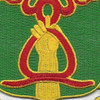 324th Military Police Battalion Patch | Center Detail