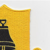 323rd Cavalry Regiment Patch | Upper Right Quadrant