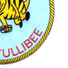 SS-284 USS Tullibee Patch - Version A | Lower Right Quadrant