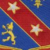 322nd Infantry Regiment Patch | Center Detail