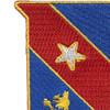 322nd Infantry Regiment Patch | Upper Left Quadrant