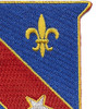 322nd Infantry Regiment Patch | Upper Right Quadrant