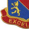 322nd Infantry Regiment Patch | Lower Left Quadrant
