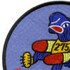 SS-275 USS Runner Patch | Upper Left Quadrant
