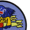SS-275 USS Runner Patch | Upper Right Quadrant