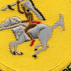 322nd Cavalry Regiment Patch | Center Detail