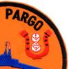 SS-264 USS Pargo Patch | Upper Right Quadrant