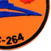 SS-264 USS Pargo Patch | Lower Right Quadrant