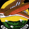 SS-229 USS Flying Fish Patch   Center Detail
