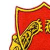 321st Airborne Field Artillery Battalion Patch | Upper Left Quadrant
