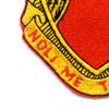 321st Airborne Field Artillery Battalion Patch | Lower Left Quadrant