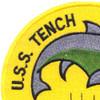 SS-417 USS Tench Patch   Upper Left Quadrant