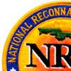 SP-275 NASA National Reconnaissance Office Florida Patch   Upper Left Quadrant