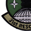 31st Rescue Squadron Patch | Lower Left Quadrant